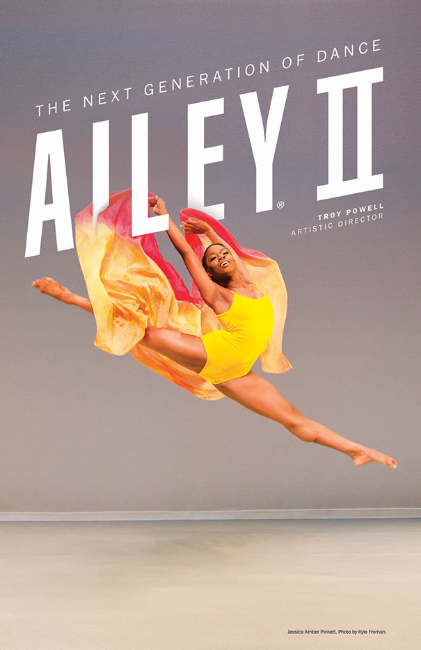 Ailey II: The Next Generation of Dance
