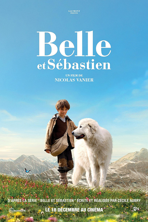 Young People's Global Film Series: Belle and Sébastian (2013)