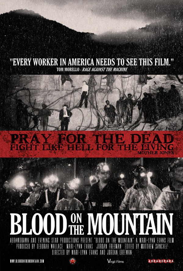Film: Blood on the Mountain (2016)