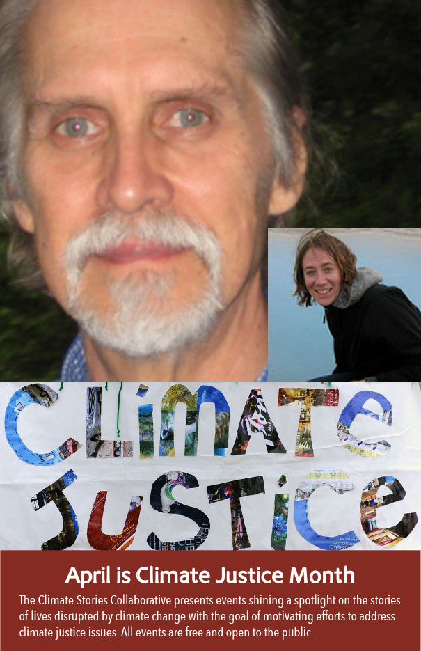 Anthony Oliver-Smith and Elizabeth Marino: Community, Culture & Climate Justice