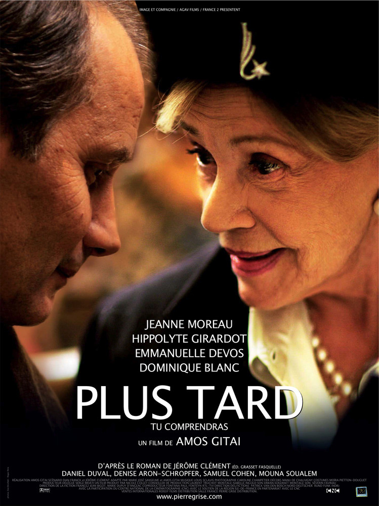Film: Plus Tard (One Day You'll Understand) (2008)