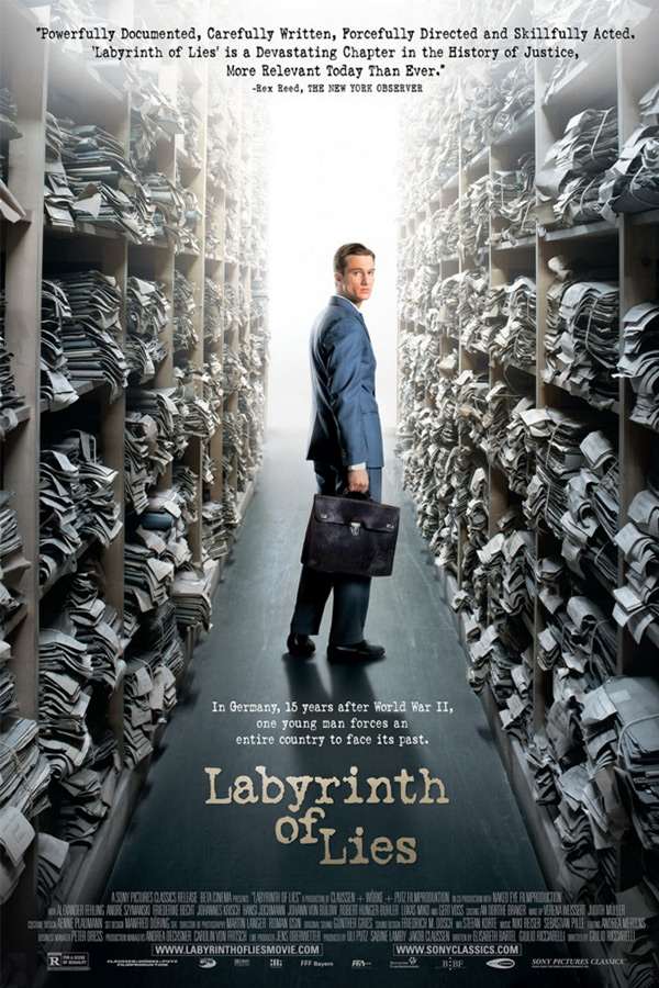 Weicholz Global Film Series: Labyrinth of Lies (2014)
