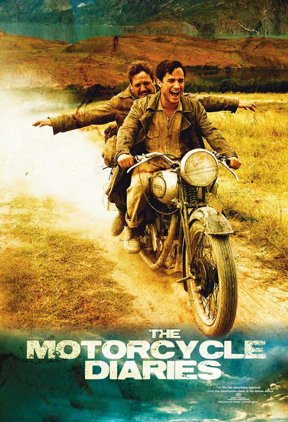 Latin American Film Festival: The Motorcycle Diaries