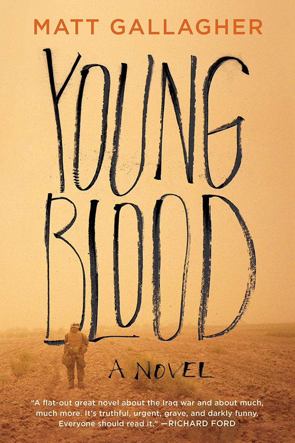 Youngblood: A Novel - Available from Simon & Schuster
