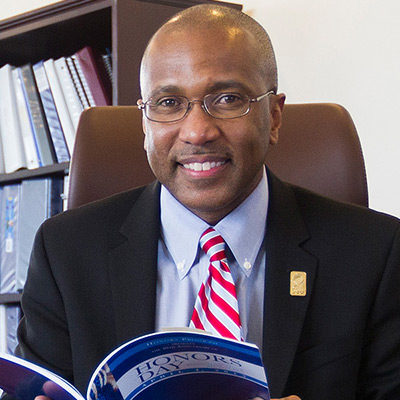 Dr. Harry L. Williams '86 '88 '95