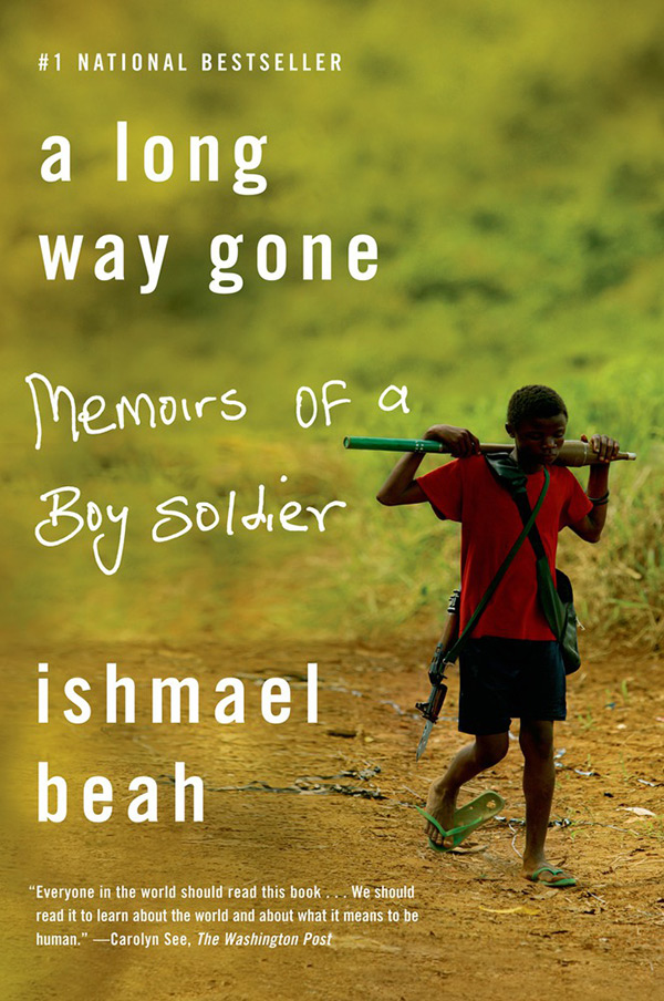 """A Long Way Gone"" named as 2015 Common Reading book selection"