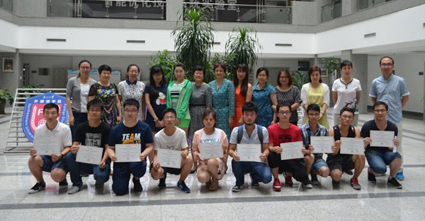 Appalachian leads writing projects at Chinese universities