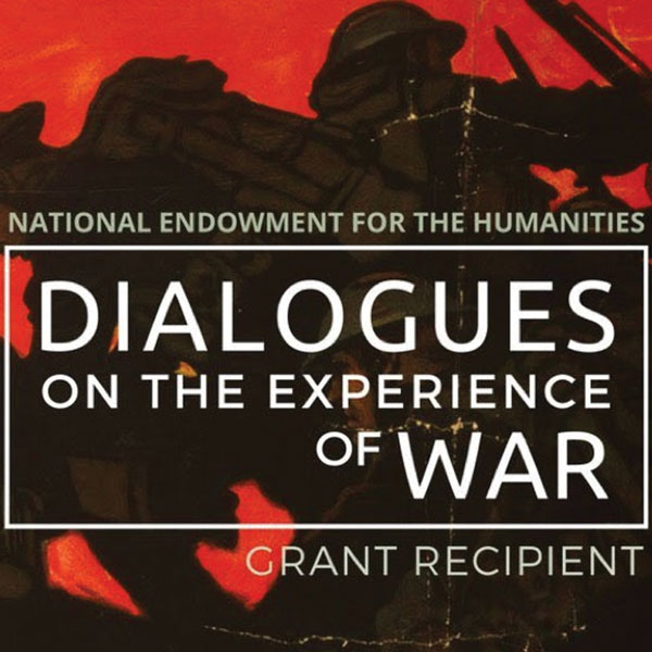 $100K grant from National Endowment for the Humanities provides funds to explore war and its effects through art
