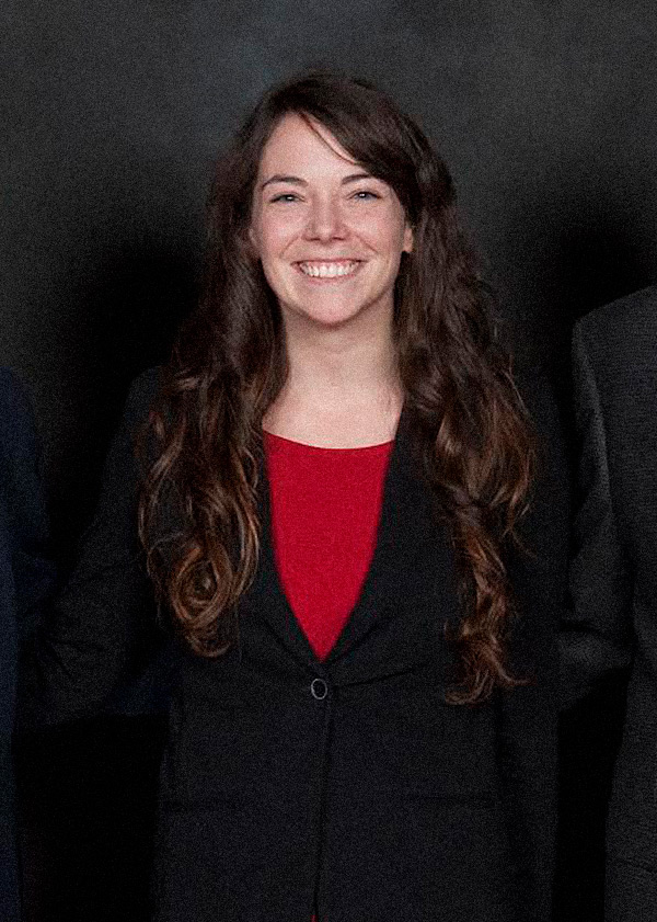 Anthropology alumna Caroline Federal '12 recognized by London School of Economics; internships with former presidents' non-profits boost her career