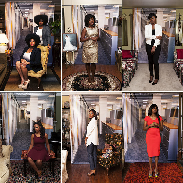 Young, Black, Female and Envisioning Corporate Life