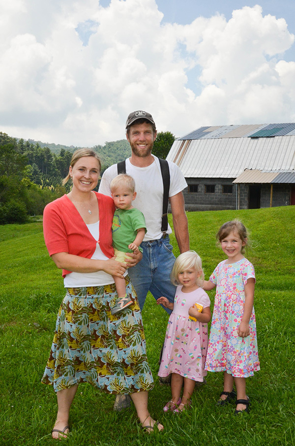 Veteran and Appalachian alumnus uses his love of farming as therapy