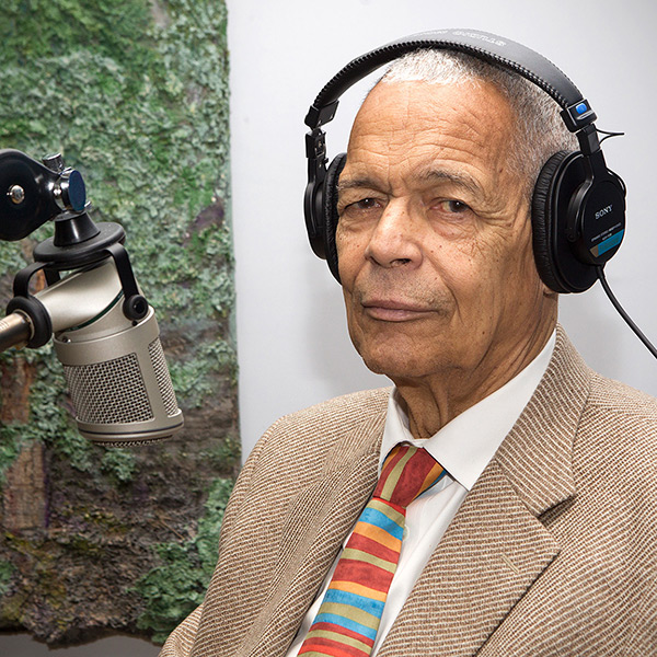 Podcast: Moving Forward: Lessons from a Civil Rights Leader, featuring Julian Bond