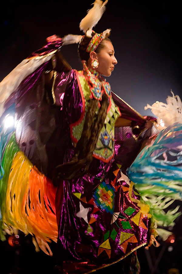 Schaefer Center Hosts 'Lakota Sioux Indian Dance Theatre'