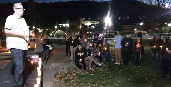LGBT Center holds seventh annual candlelight vigil