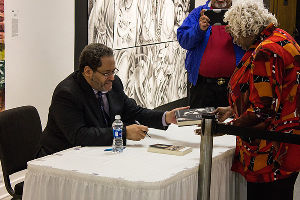 Michael Eric Dyson speaks at Appalachian State
