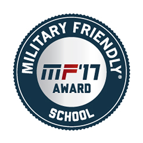 Appalachian State University named to Victory Media's 2017 Military Friendly Schools list