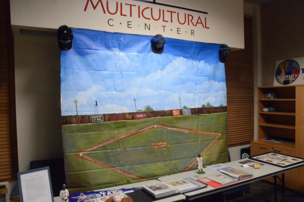 Traveling Negro League baseball museum comes to campus