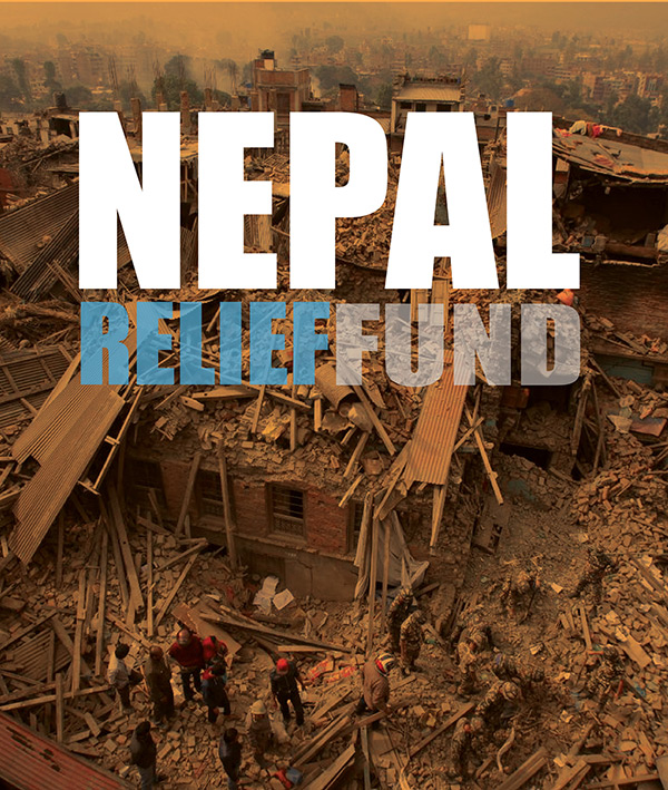 Appalachian to help people of Nepal