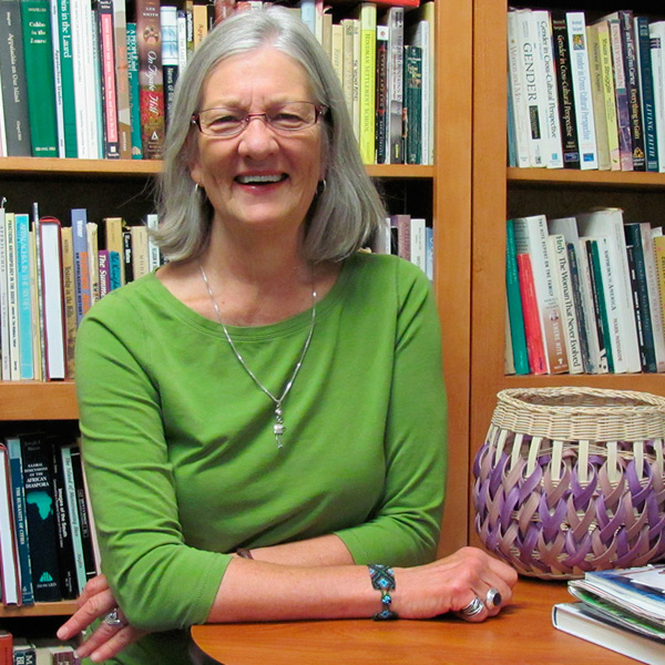 Professor emerita Patricia D. Beaver receives WNCHA award for outstanding achievement