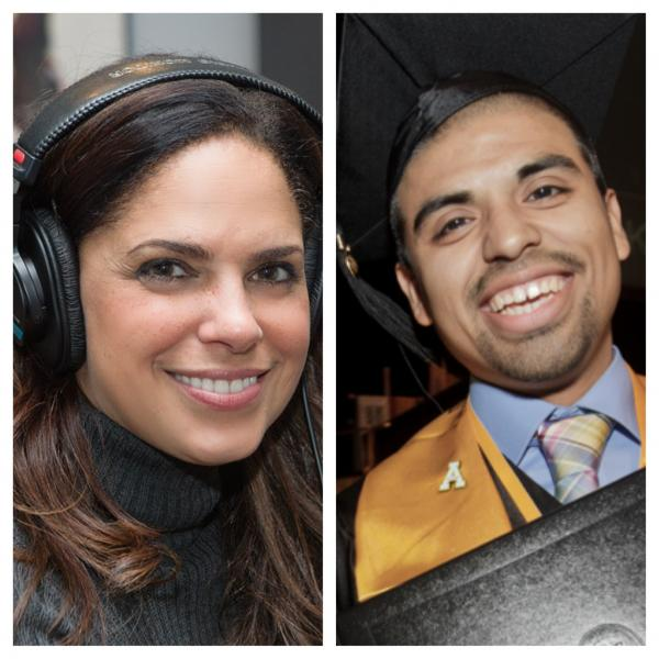 Podcast: Success, Defined: featuring Soledad O'Brien and Ivan Penado '12
