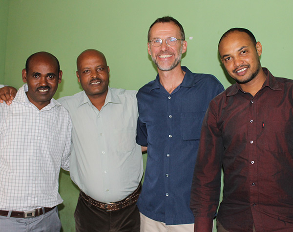 Fulbright Scholar from Appalachian reflects on political unrest in Ethiopia